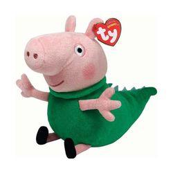 Мягкая игрушка Peppa Pig Джорж в костюме динозавра 20 см 46227