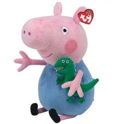 Мягкая игрушка Peppa Pig Джорж с динозавриком 30 см 96231