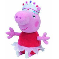 Мягкая игрушка Свинка Пеппа Принцесса 30 см Peppa Pig 96260
