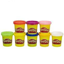 Набор пластилина Play-Doh 8 банок Rainbow Starter Pack Hasbro A7923