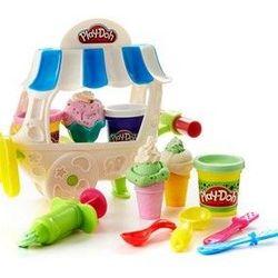 Набор пластилина Тележка с мороженным Play Doh Hasbro A2106H