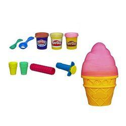 Набор Контейнер с мороженым с пластилином Play-Doh Hasbro A2743