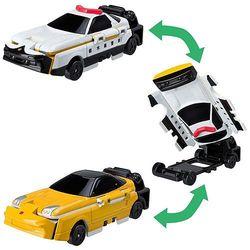 Машинка Voov Honda NSX - Полицейский автомобиль 84278