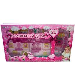 Дом для кукол Волшебный дом Играем Вместе B521287-R