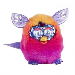 Ферби Бум Кристальная серия Furby Boom Crystal Series Furby Orange/Pink