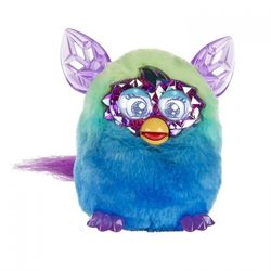 Ферби Бум Кристальная серия Furby Boom Crystal Series Furby Green/Blue