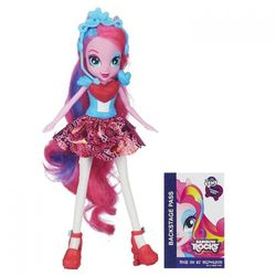 Кукла My Little Pony Equestria Girls Пинки Пай с наушниками A6773/A3994