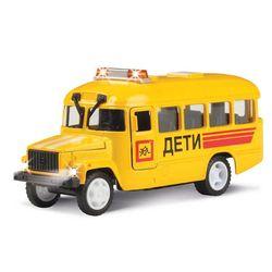 Машина Технопарк Автобус КАВ3 Дети CT10-069-5
