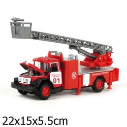 Машина Технопарк Пожарная служба Зил 131 CT10-001-FT2