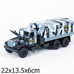 Машина Технопарк КРАЗ Омон 1:43 CT10-094-3