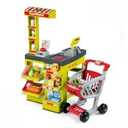 Игровой набор Супермаркет с тележкой Smoby 24045