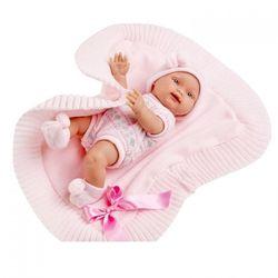 Кукла Llorens Бэбита Роса 26 см c одеяльцем L 26226