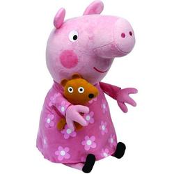 Мягкая игрушка Свинка Пеппа в цветочном платье 30 см Peppa Pig 96285
