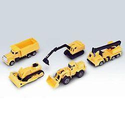 Welly набор машинок Велли Пожарная команда 5шт 97506B