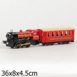 Технопарк Поезд с вагоном CT10-038 (24)