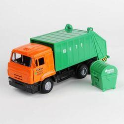 Машина Технопарк Камаз мусоровоз 1:43 CT12-457-4WB