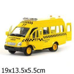 Машина Технопарк Газель Такси CT10-109-7