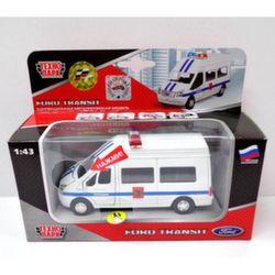 Машина Технопарк Ford Transit Полиция SB-13-02-2