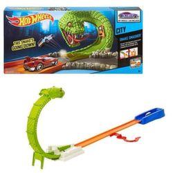 Хот Вилс Игровой набор Удар змеи Hot Wheels City Snake Smasher Track set X2604/BGJ01