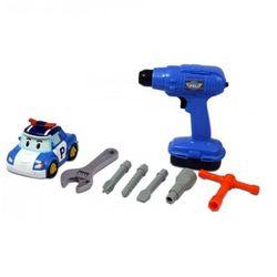 Набор инструментов с Умной машинкой Робокар Поли Robocar Poli 83030