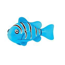 РобоРыбка Клоун голубая RoboFish 2501-3