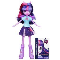 Кукла Твайлайт Спаркл в фиолетовых сапожках My Little Pony Equestria Girls A9255/A9224