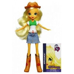 Кукла Эпл Джек Apple Jack My Little Pony Equestria Girls A9224/9260