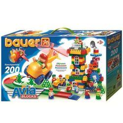 Конструктор Авиа 200 элементов Bauer 246b
