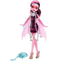 Кукла Монстер Хай Дракулаура Приведение Monster High Haunted Getting Ghostly Draculaura