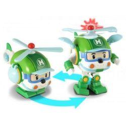 Робокар Поли трансформер Хэли с подсветкой 12,5 см Robocar Poli 83096