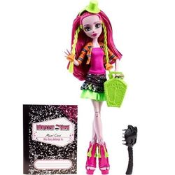 Кукла Монстер Хай Марисоль Кокси Exchange Program Marisol Coxi Monster High CFD17/CDC38
