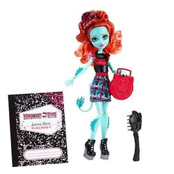 Кукла Монстер Хай Лорна МакНесси Exchange Program Lorna McNessie Monster High CFD17/CDC36