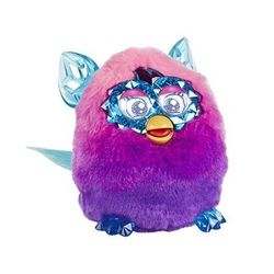 Ферби Бум Кристальная серия Furby Boom Crystal Series Furby Pink/Purple B1886