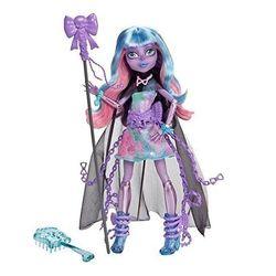 Кукла Монстер Хай Ривер Стикс Haunted Student Spirits River Styxx Monster High CDC34/32