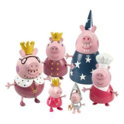 Игровой набор Свинка Пеппа Королевская семья Peppa Pig 15557 /28875