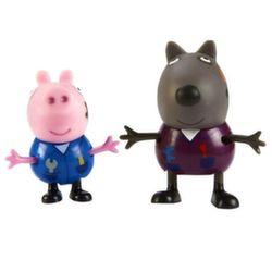 Игрушки Свинка Пеппа Peppa Pig набор из 2 фигурок Джордж и Дэнни 15568 /3