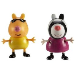Игрушки Свинка Пеппа Peppa Pig набор из 2 фигурок Педро и Зое 15568 /4