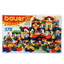 Конструктор Bauer Classik New 578 деталей 201b