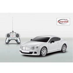 Радиоуправляемая машина Bentley Continental GT Speed 1:24 Rastar 48600