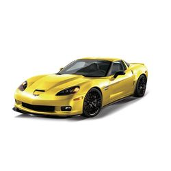 Машина р/у Rastar Chevrolet Corvette C6 Grand Sport 1:18 53200