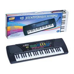 Детский синтезатор электронный, 49 клавиш Rinzo D-00012