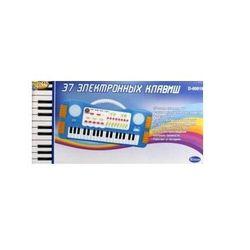Детский синтезатор электронный, 37 клавиш, D-00019 (SD955)