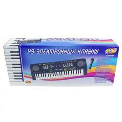 Синтезатор (пианино электронное) 49 клавиш D-00037