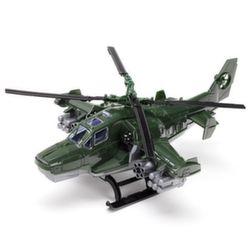 Вертолет Военный 40 см