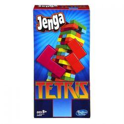 Настольная игра Games Тетрис Дженга Hasbro A4843E240
