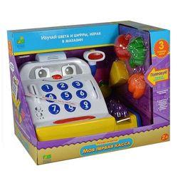 Игровой набор Маленький кассир, свет, звук 678480