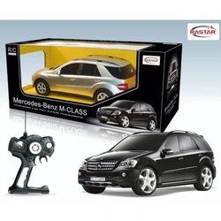 Машина радиоуправляемая Mercedes-Benz ML CLASS 1:10 с аккумулятором 21500