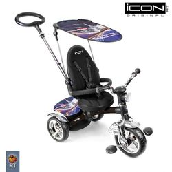 Велосипед Lexus Trike ICON 3 RT original black mat car графит