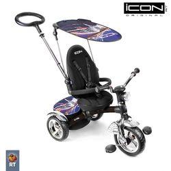 Велосипед Lexus Trike ICON 3 RT original black mat car графит