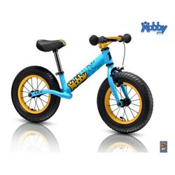 Велобалансир беговел Hobby-bike RT original Balance Twenty two 22 blue aluminium